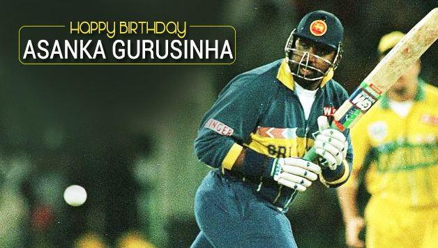 Asanka Gurusinha 25 facts about Sri Lankas unsung hero of 1996