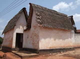 Asante Traditional Buildings Asante Traditional Buildings World Heritage Site Pictures info