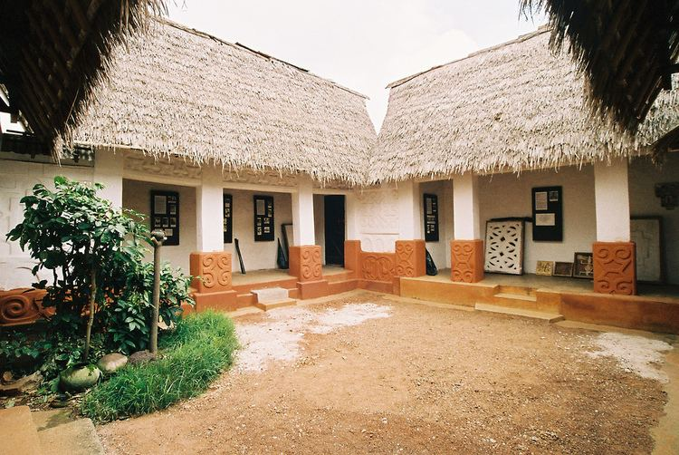 Asante Traditional Buildings Asante Traditional Buildings World Warisan UNESCO World Heritage