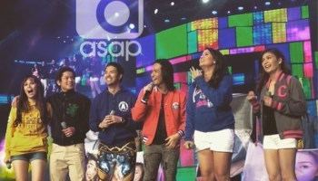 ASAP Fanatic ASAP Official asapofficial In na in ang ASAP Fanatic reunion