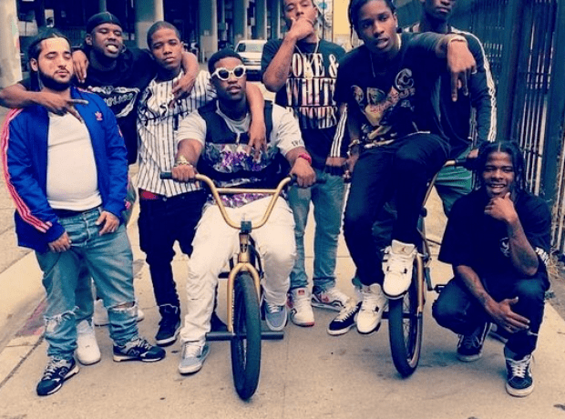 ASAP Mob What does AAP Mob39s name mean CAPITAL XTRA