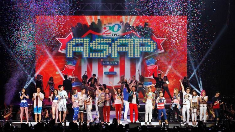 ASAP (variety show) TFC celebrates 20 years with FilAms in Los Angeles INQUIRERnet