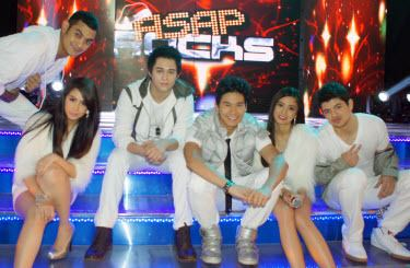 ASAP (variety show) ASAP Rocks39 Gives Back this Sunday Starmometer