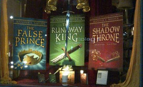 Ascendance Trilogy The Ascendance Trilogy