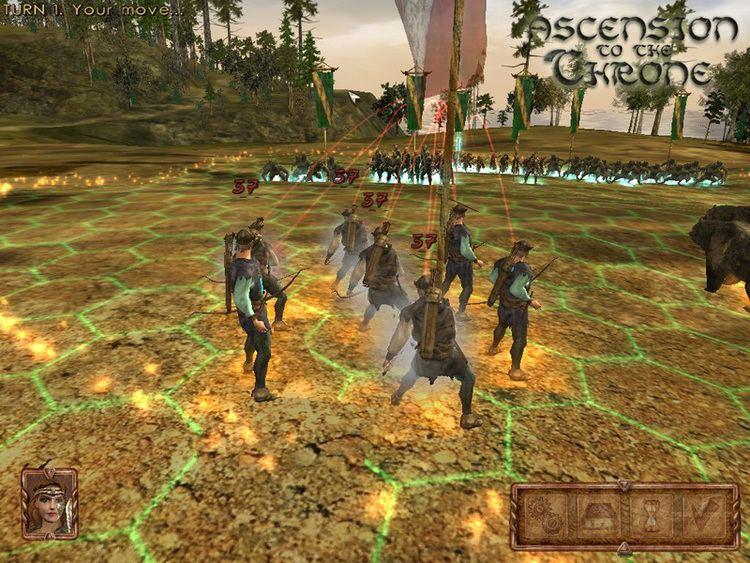 Ascension to the Throne Ascension to the Throne FireFlower Games