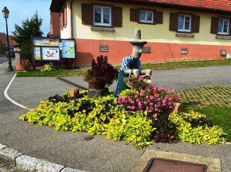 Aschbach, Bas-Rhin