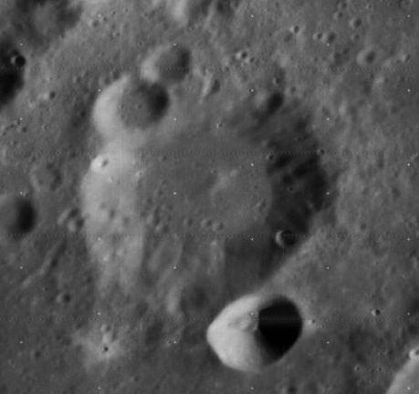 Asclepi (crater)