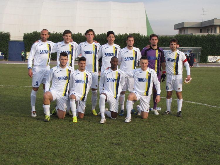 A.S.D. MapelloBonate Calcio Serie D Caravaggio ok nel recupero Mapello Bonate battuto da un