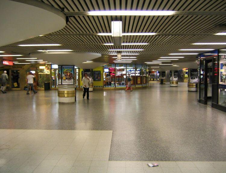 Asematunneli Asematunneli Helsinki Finland CruiseBecom your ultimate