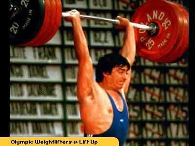 Asen Zlatev Asen Zlatev Top Olympic Lifters of the 20th Century Lift Up