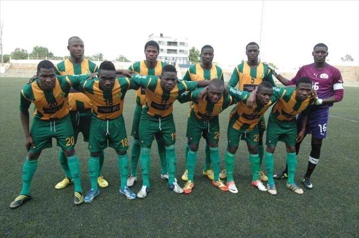 ASFA Yennenga Football7eme journe lUSO bat lASFA Yennenga 10 aOuaga Photos
