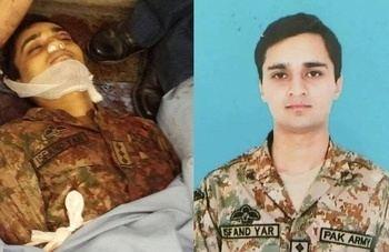 Asfandyar Bukhari A Pakistani Shia commander martyred in terrorists attack in Peshawar