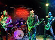 ASG (band) ASG band Wikipedia