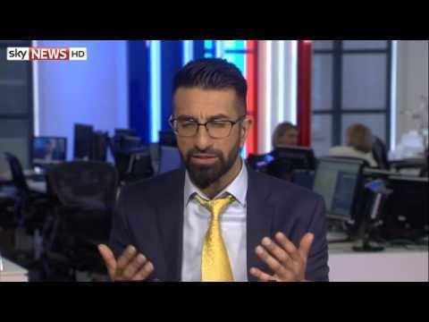 Asghar Bukhari Asghar Bukhari on Sky News Is ISIS a threat to the UK