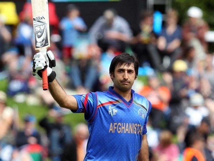 Asghar Stanikzai Profile Cricket PlayerAfghanistanAsghar