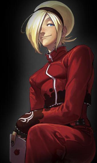 Ash Crimson KOF Ash Crimson by kasai on DeviantArt