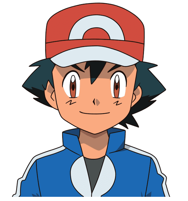 Ash Ketchum Ash Ketchum favourites by atheys1 on DeviantArt