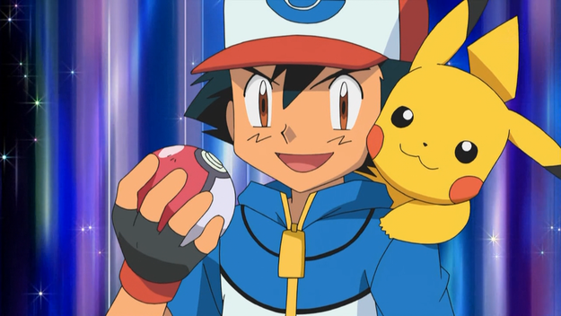 Ash Ketchum 16 Times Ash Ketchum From quotPokmonquot Was Literally You Trying To Make