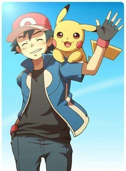 Ash Ketchum 1000 ideas about Ash Ketchum on Pinterest Pikachu Pokemon and