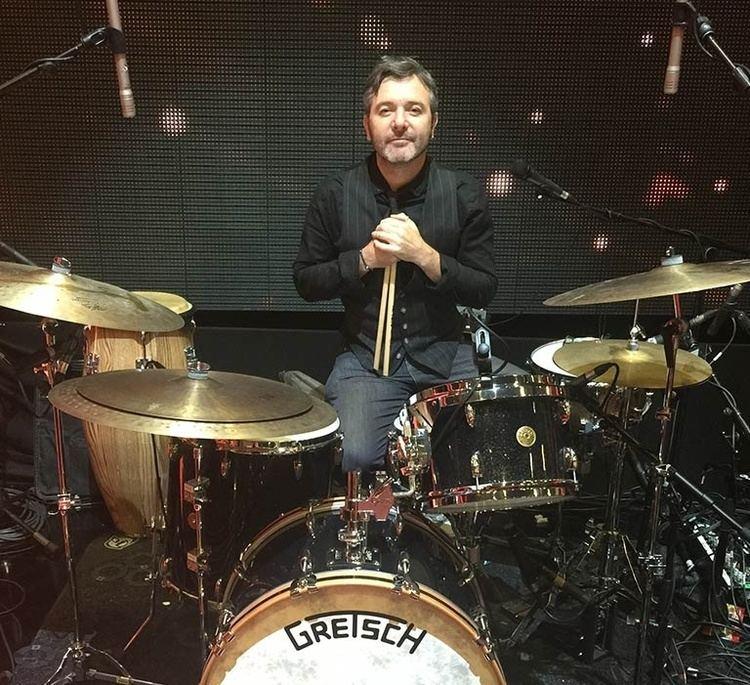 Ash Soan Ash Soan Gretsch Drums