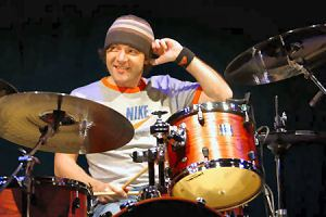 Ash Soan Mike Dolbear DRUMS Interview with Ash Soan
