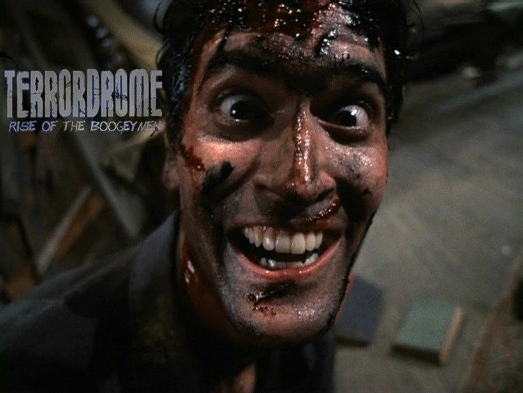 Ash Williams Terrordrome Rise of The Boogeyman Story of Ash Williams YouTube