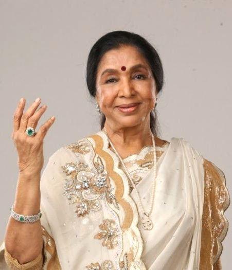 Asha Bhosle What made Asha Bhosle a SINGING SENSATION Rediffcom Movies