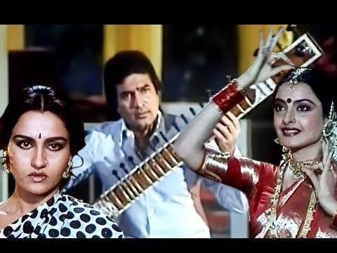 Neele Ambar Ke Do Kishore Kumar Best Song Rajesh Khanna Rekha