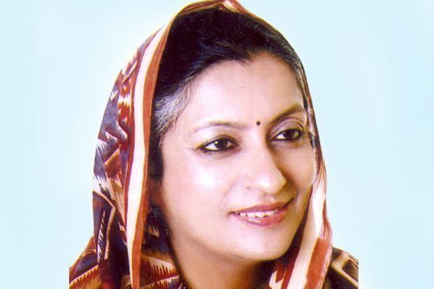 Asha Kumari (politician) Congress appoints Asha Kumari interim in charge of Punjab Livemint