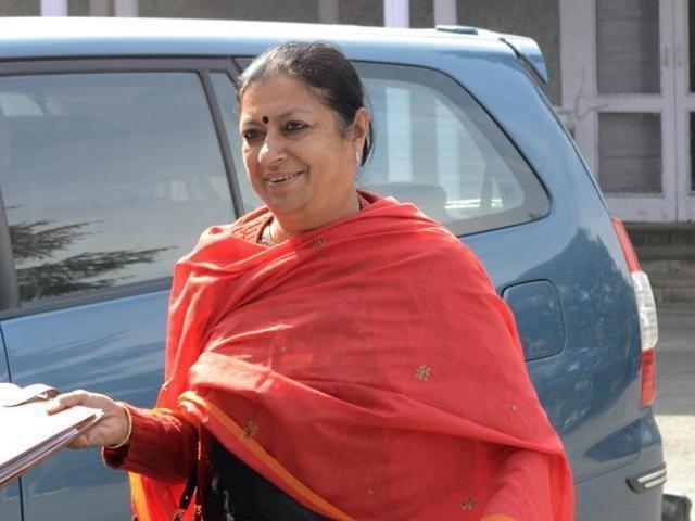 Asha Kumari (politician) HT INTERVIEW Asha Kumari I am aware of politics in Punjab punjab