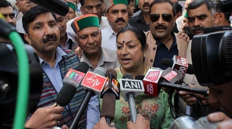 Asha Kumari (politician) Asha Kumari Punjab Congress incharge refuses to quit The Indian