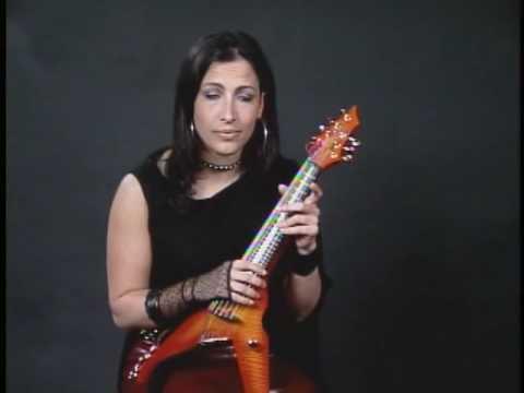 Asha Mevlana Asha Mevlana shows off her Wood Violins Viper YouTube