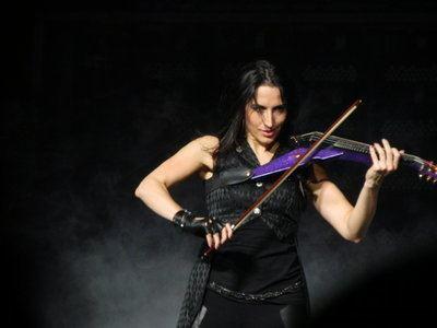 Asha Mevlana TSO Asha Mevlana violin by ArtcatDesigns on DeviantArt