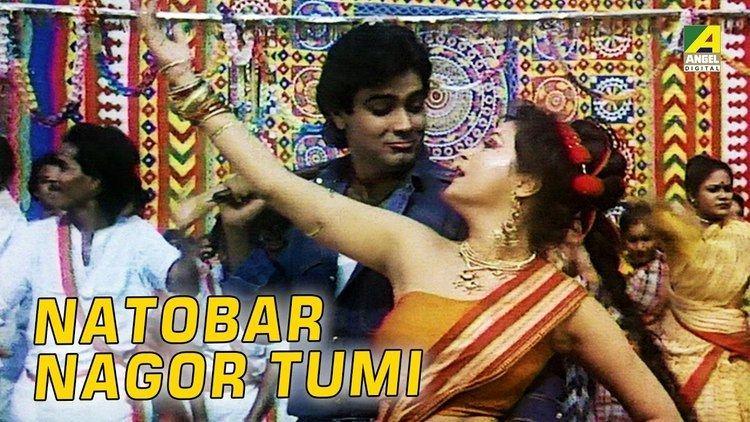 Asha O Bhalobasha Natobar Nagor Tumi Asha O Bhalobasha Bengali Movie Video Song