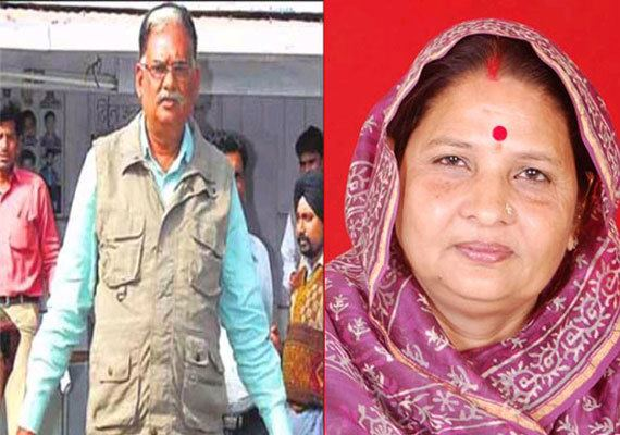 Asha Rani MP don Bhaiya Rajas wife BJP MLA Asha Rani gets 10 year jail for
