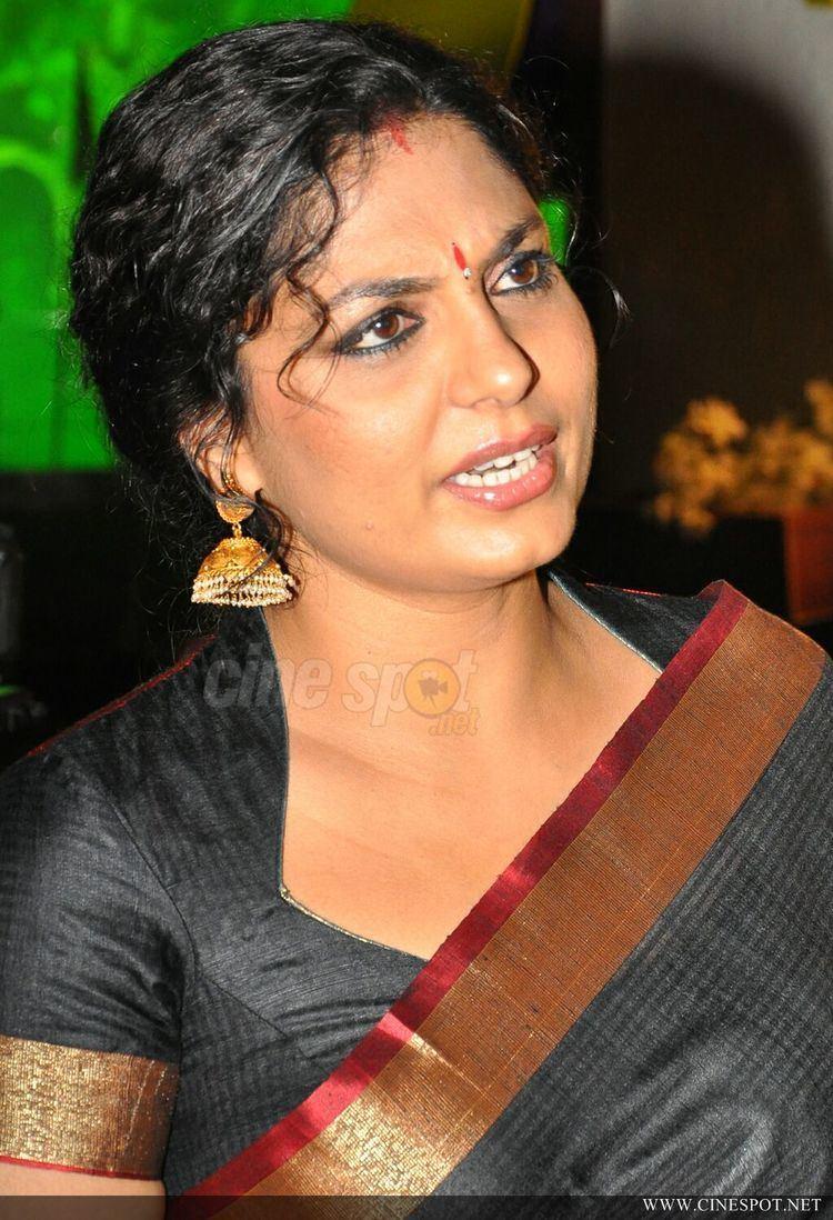 Asha Sarath AshaSarathatJeanPaulLalMarriageReception1JPG