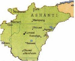 Ashanti Region Wikipedia