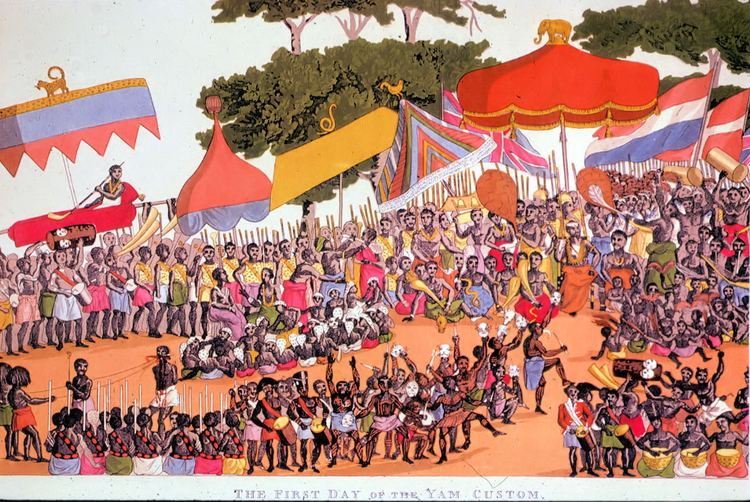 Ashanti Yam Festival