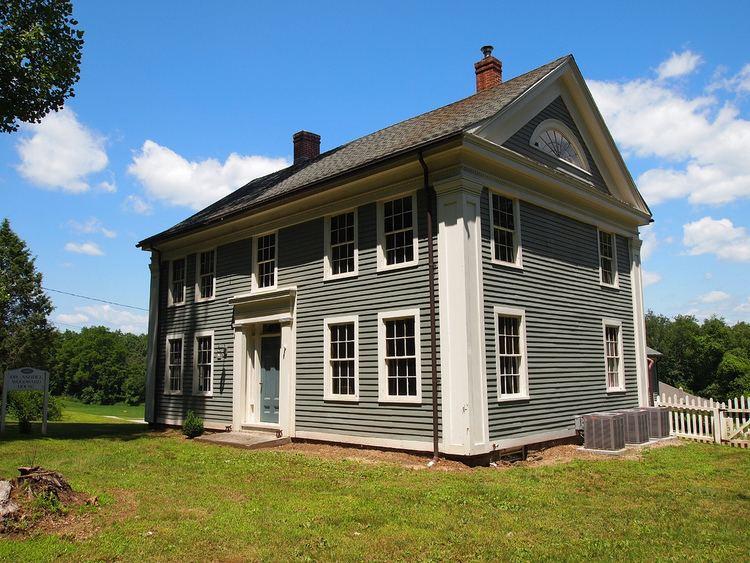 Ashbel Woodward House