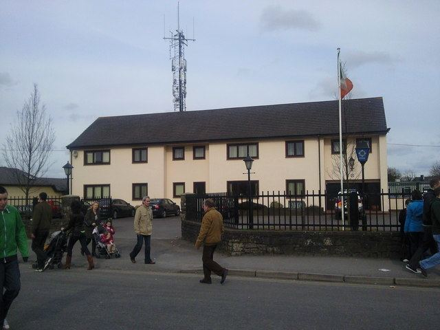 Ashbourne, County Meath in the past, History of Ashbourne, County Meath