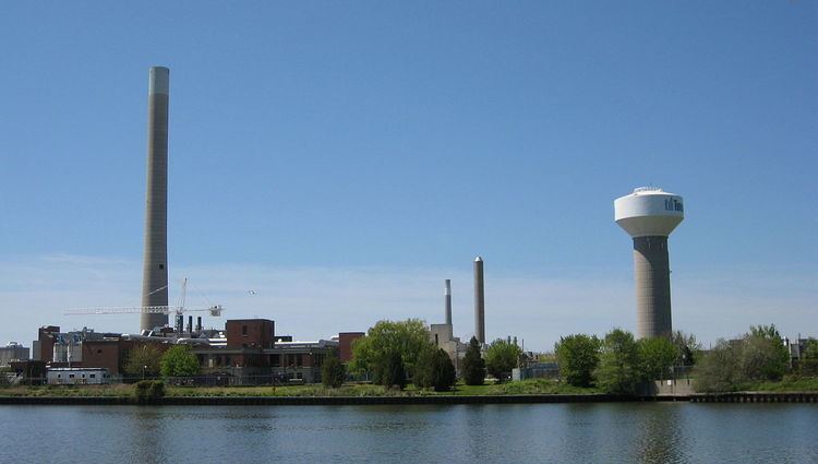 Ashbridges Bay Wastewater Treatment Plant
