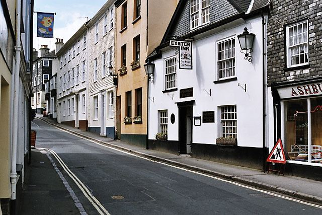 Ashburton, Devon
