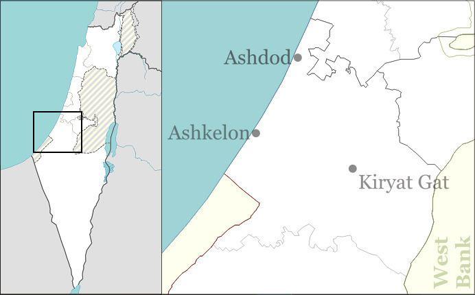 Ashdod Oil Refineries