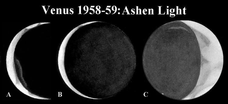 Ashen light Venus in 201112 3rd Interim Report British Astronomical Association