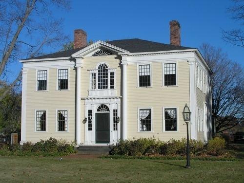 Asher Benjamin Asher Benjamin Historic Buildings of Massachusetts