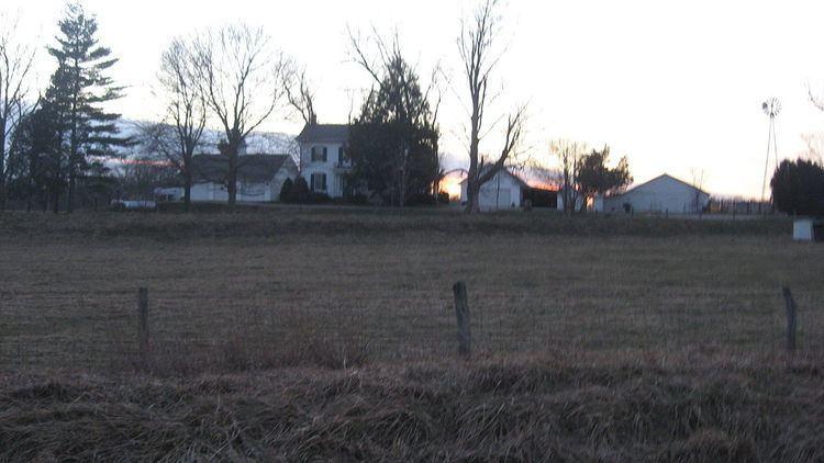 Asher Morton Farmstead