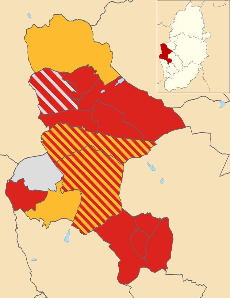Ashfield District Council election, 2011