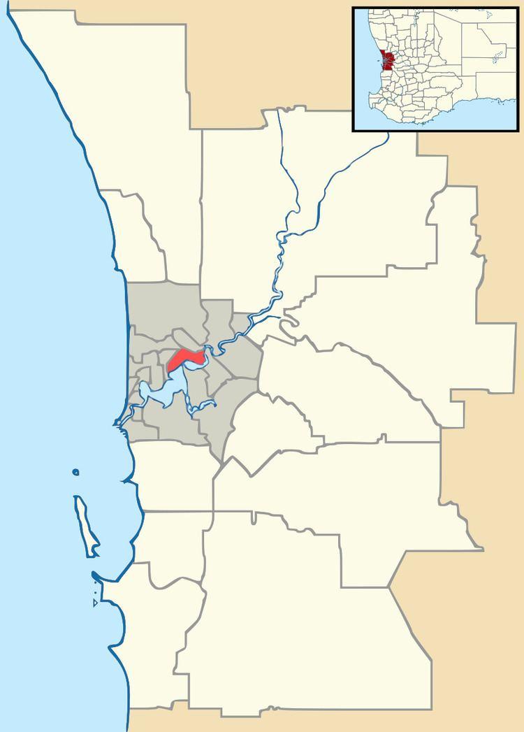 Ashfield, Western Australia