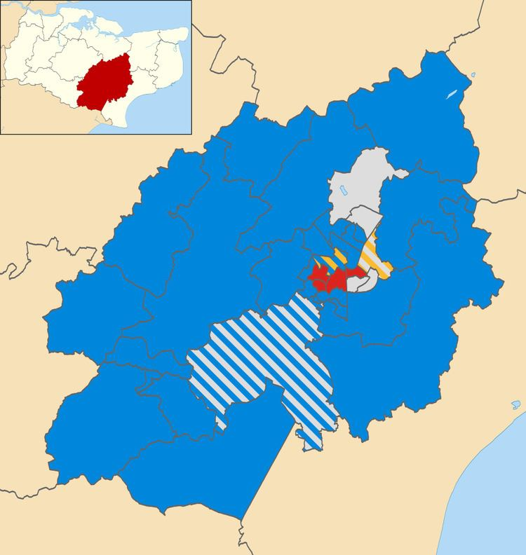Ashford Borough Council election, 2011