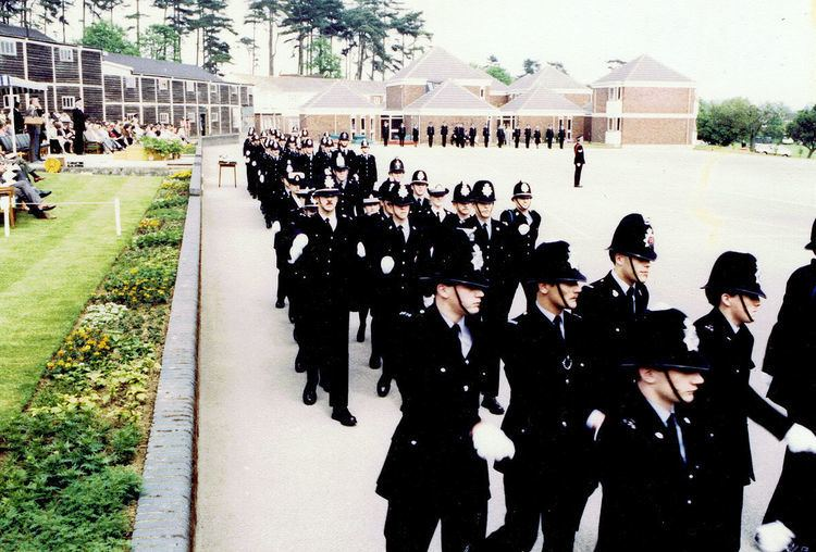 Ashford Police Training Centre